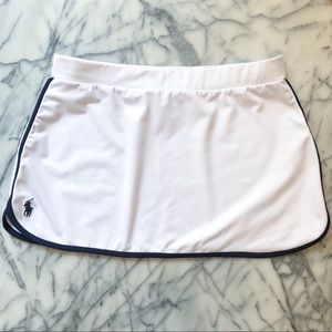 Ralph Lauren Sz M Swimsuit Skirt Coverup